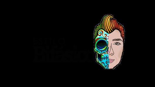 Nova Logo Estilo Bifásico Preta