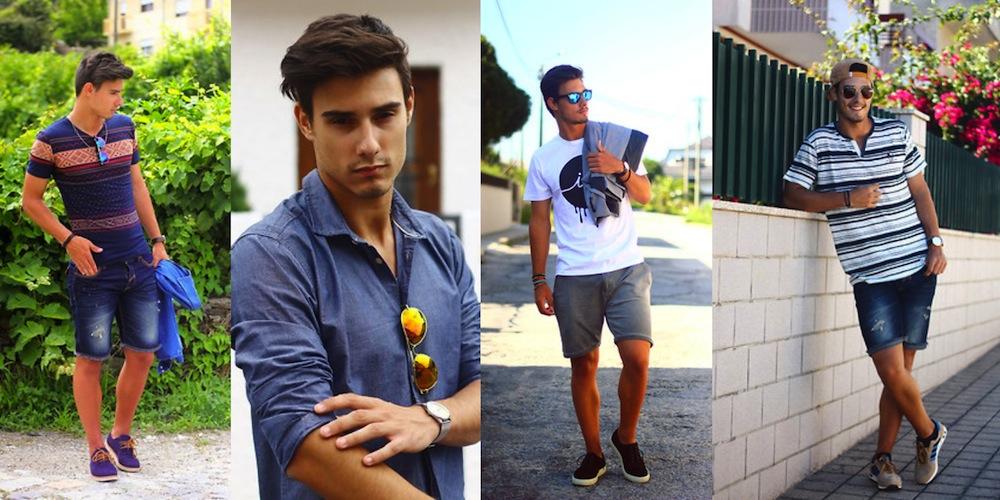 Diogo Cunha LookBook