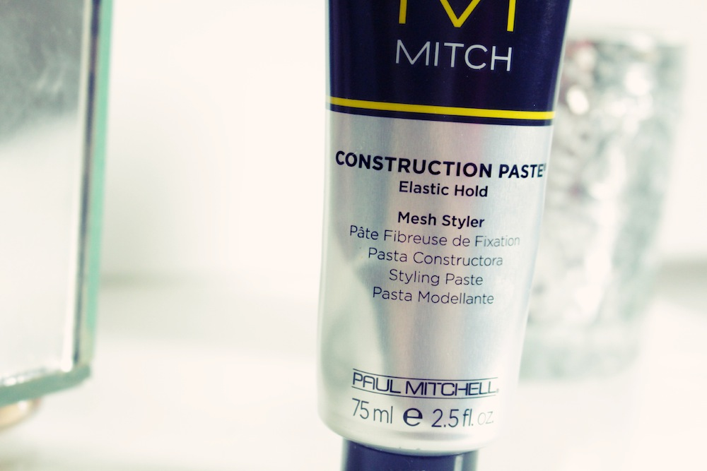 construction paste mitch resenha doce beleza