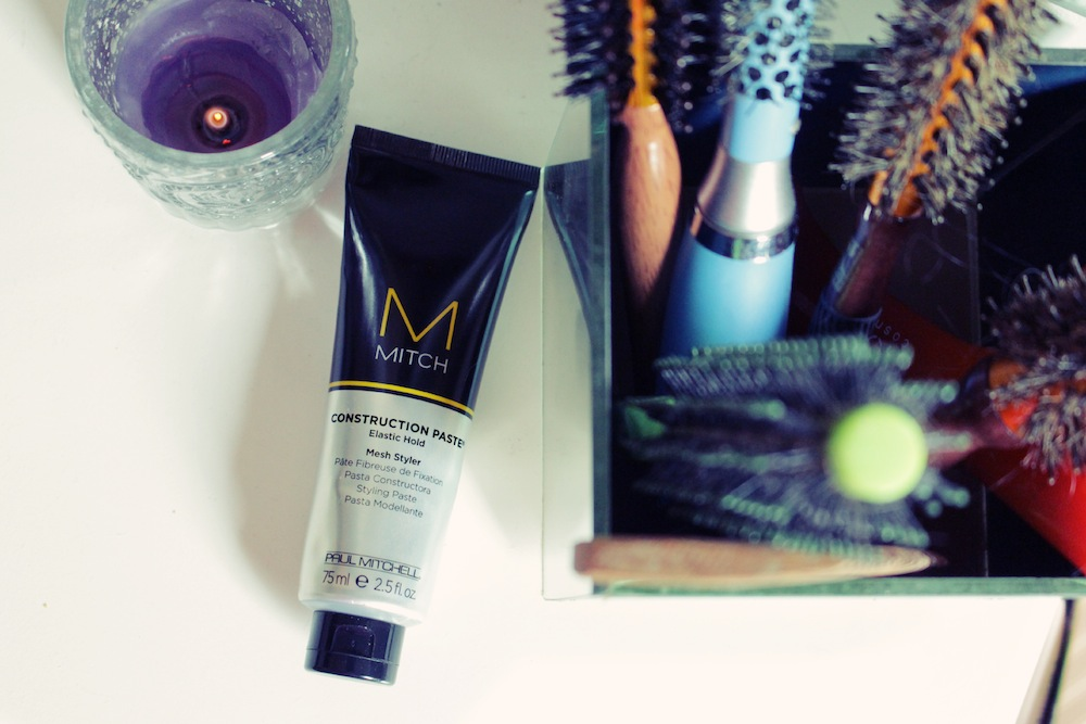 resenha construction paste paul mitchell