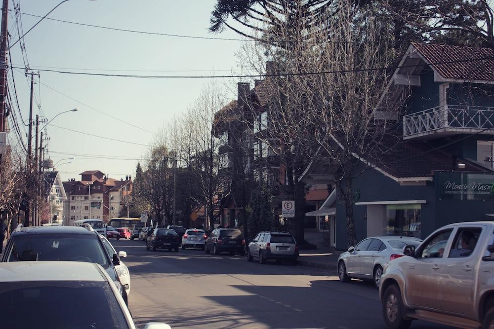 ruas de gramado viagem