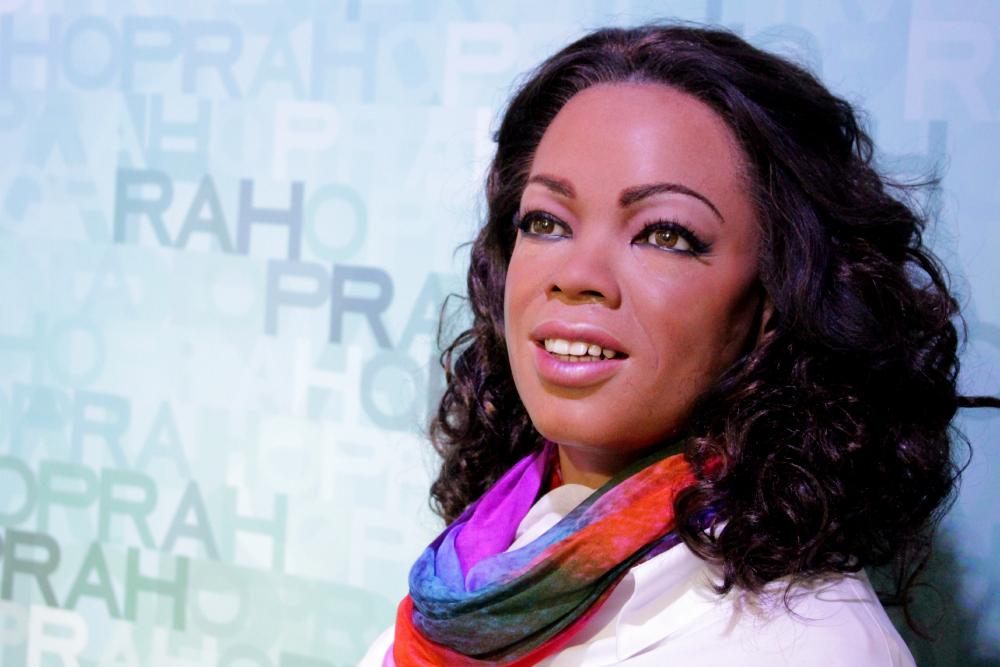 Oprah Madame Tussauds NY