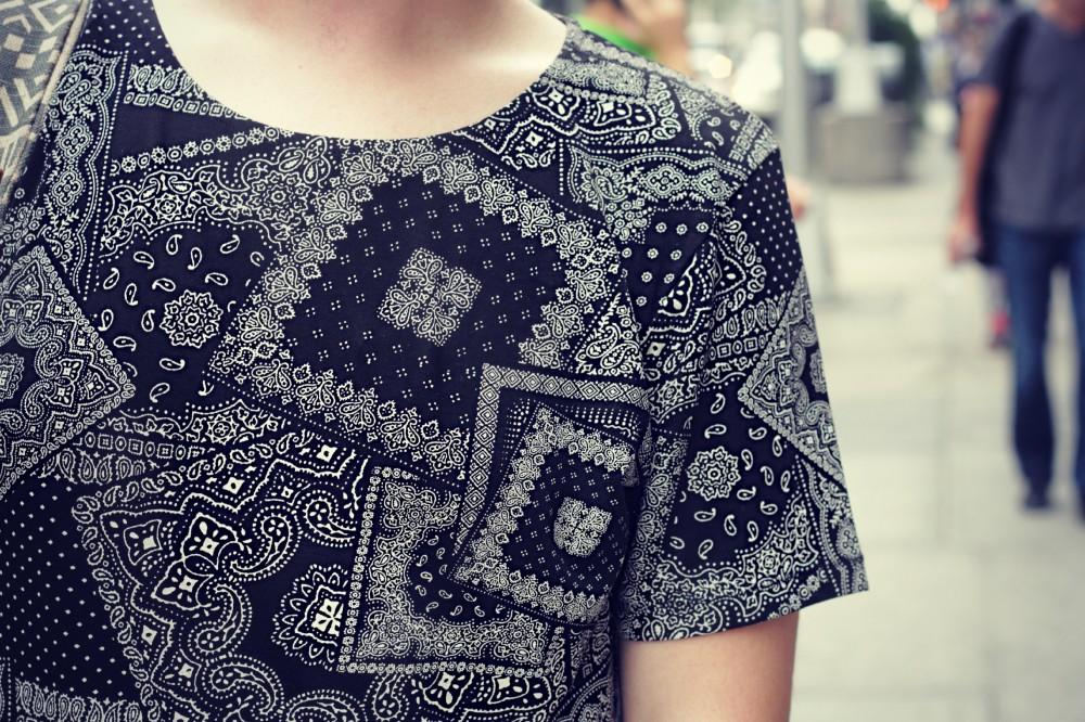 camiseta lenco hm quinta avenida ny