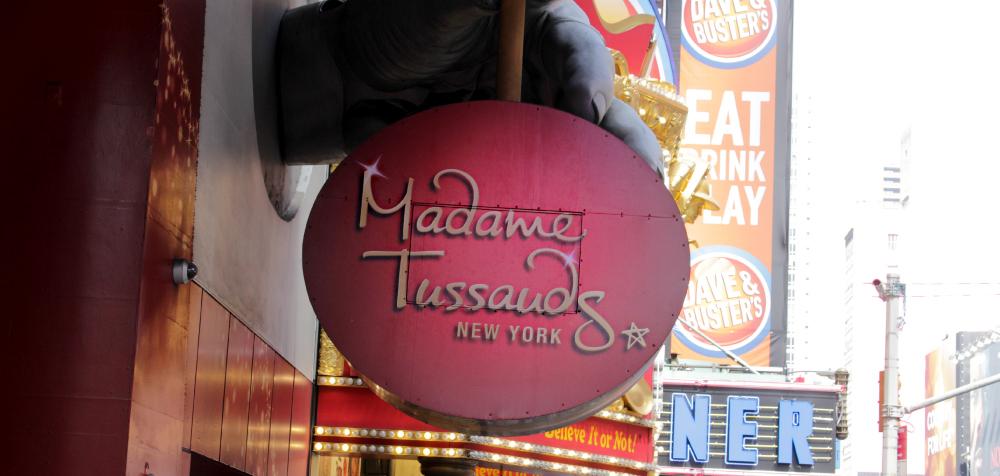 madame tussauds nova iorque NY guia