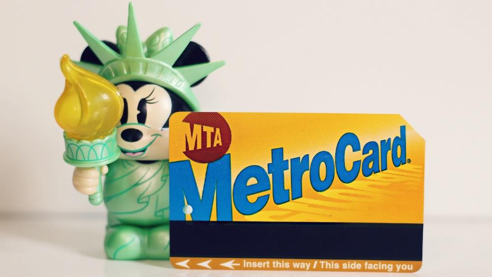 metro em ny cartao semanal metrocard