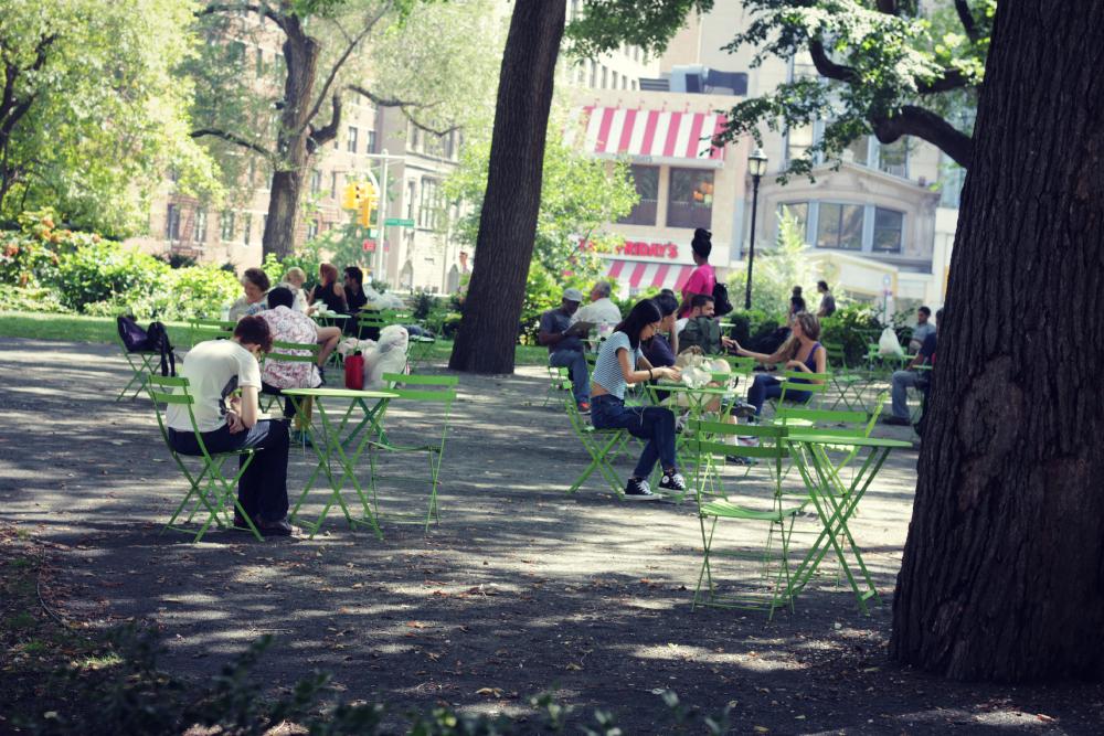 praça union square NY