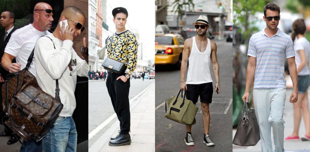 bolsas grifadas masculinas chanel vuitton