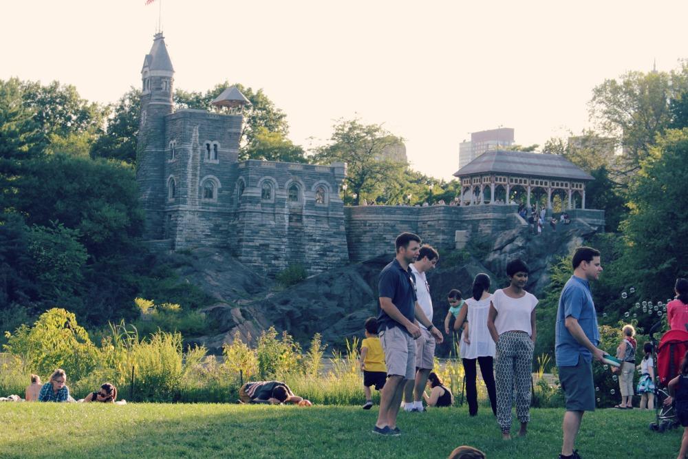 castelo central park