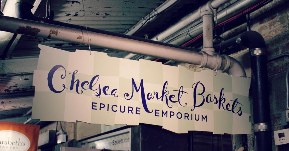 chelsea market tour guia