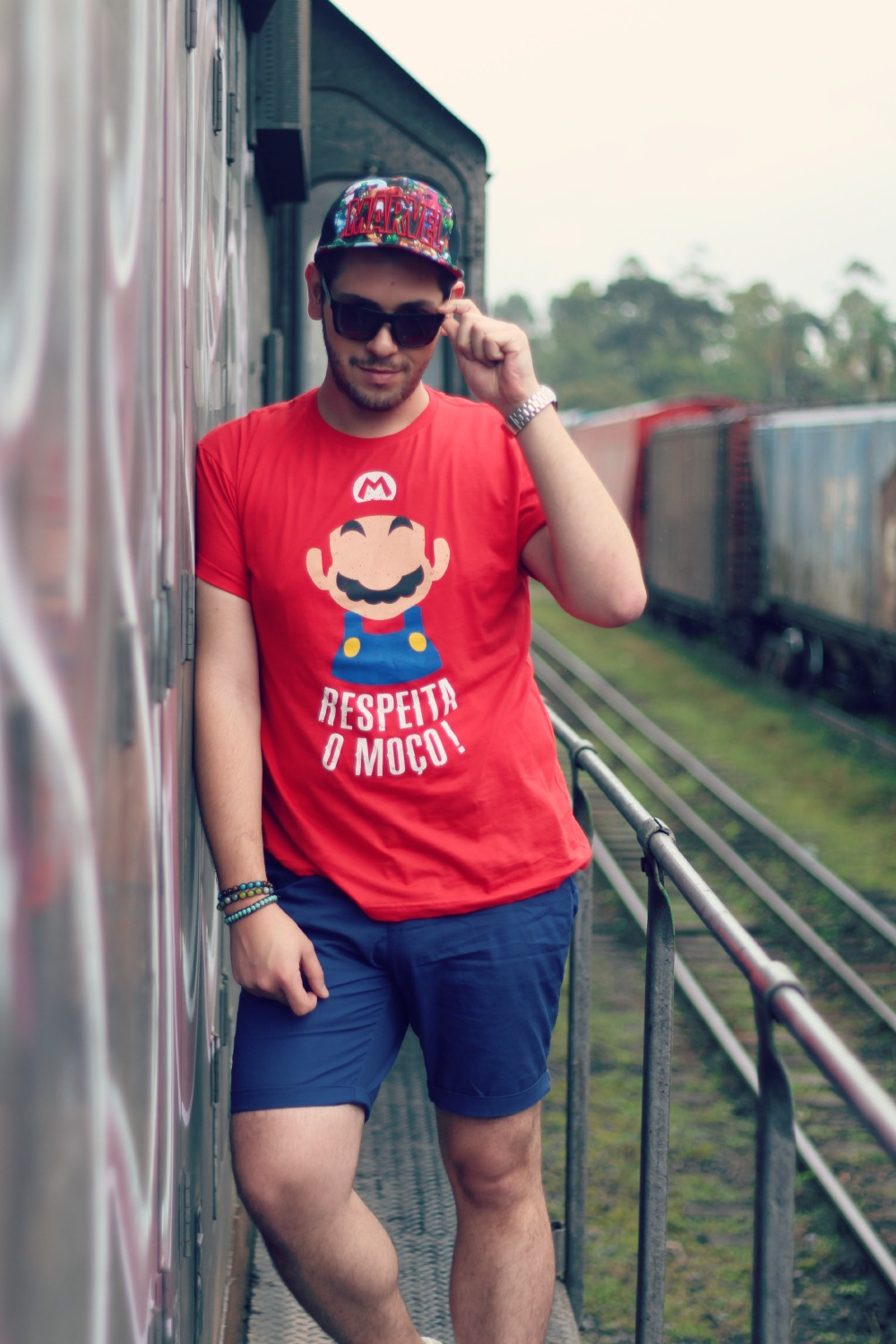 look mario bros chico rei