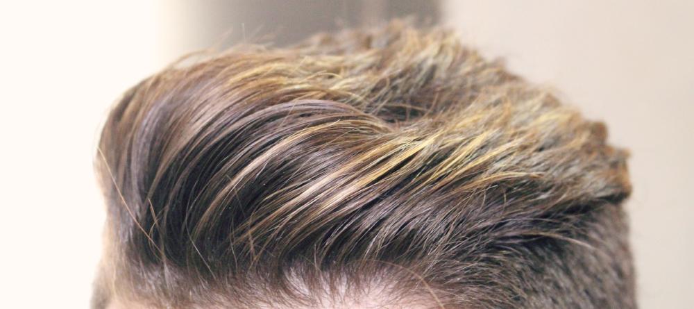 modelador miss mag no cabelo