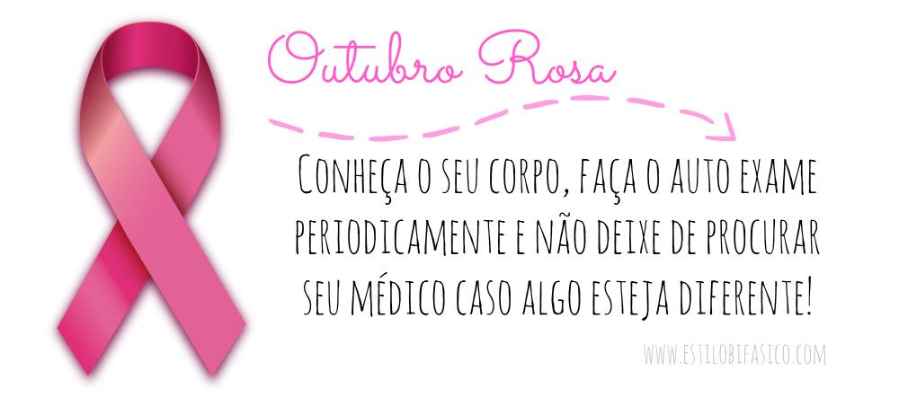 outubro rosa estilo bifásico