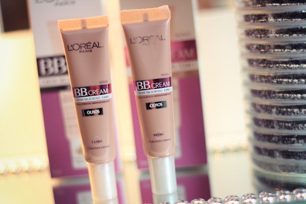 BB Cream olhos Loreal
