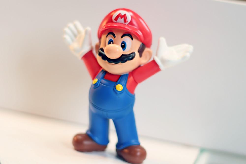 Mario Mc Donalds