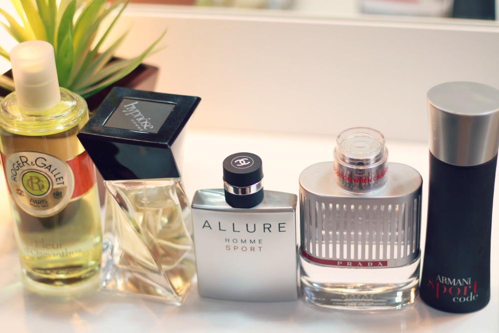Top 5 perfumes masculinos para o verao