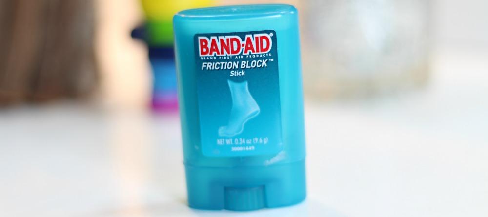 barra protetora calcanhar bandaid