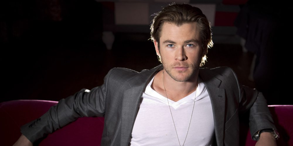 Chris Hemsworth Portraits