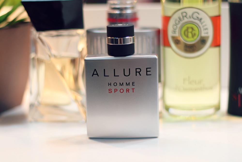 perfume allure chanel