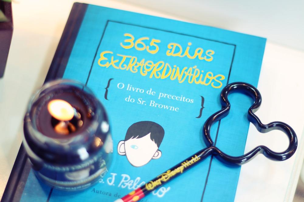 resenha livro 365 dias browne