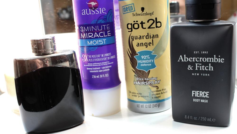 favoritos 2014 perfume cabelo