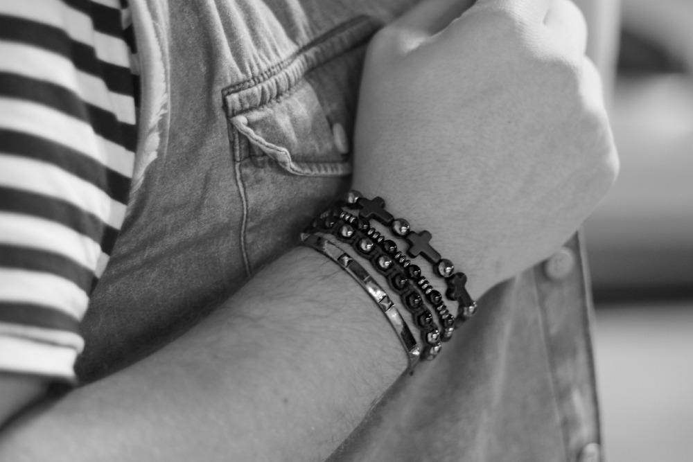 pulseiras carol ribeiro pulseirismo masculino valentino