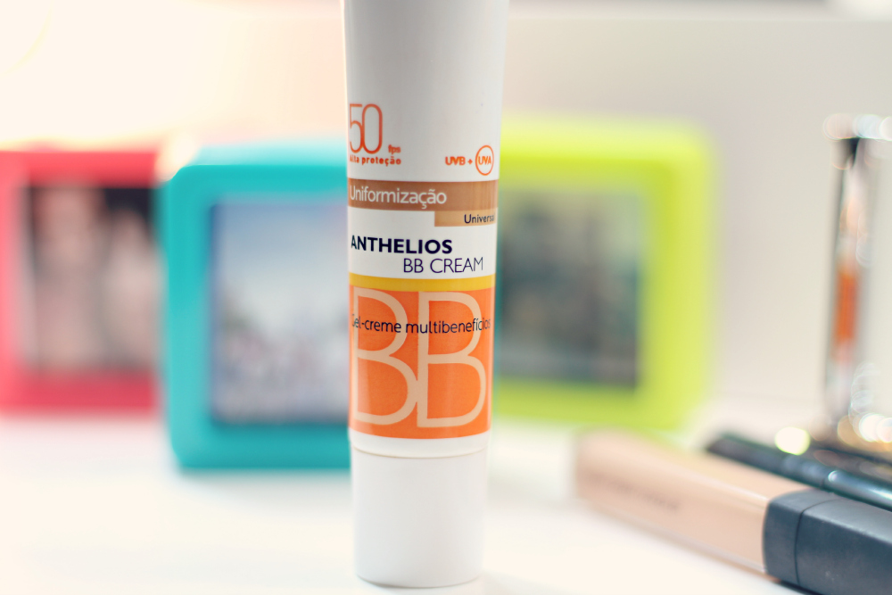 resenha anthelios BB Cream
