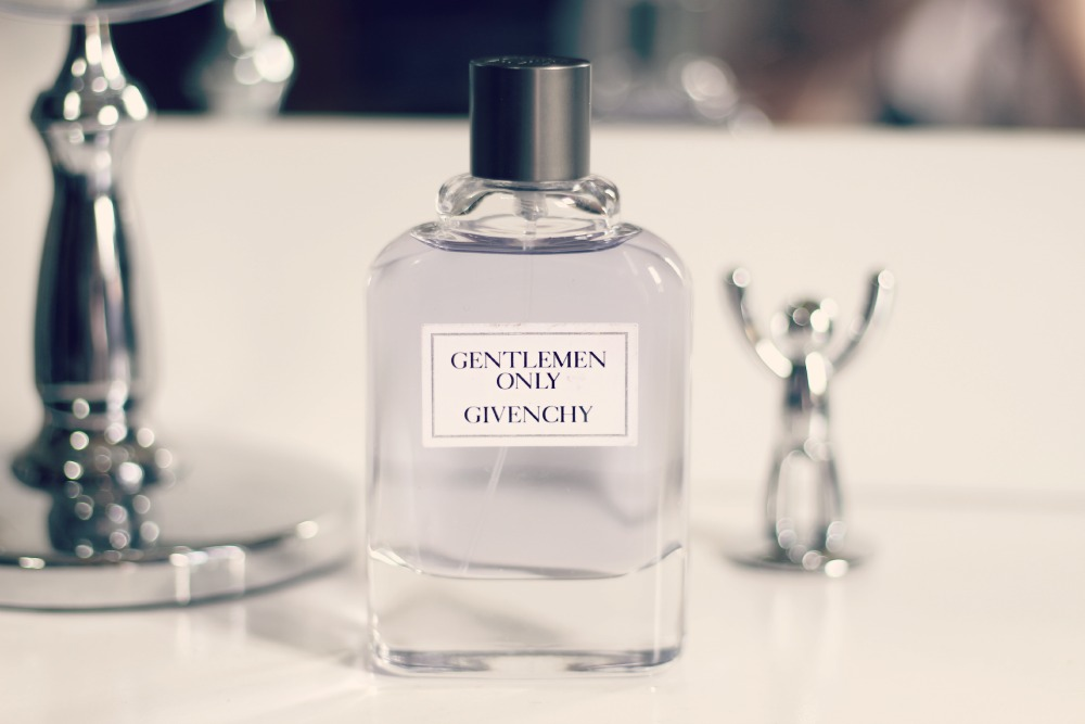 resenha perfume gentlemen only givenchy