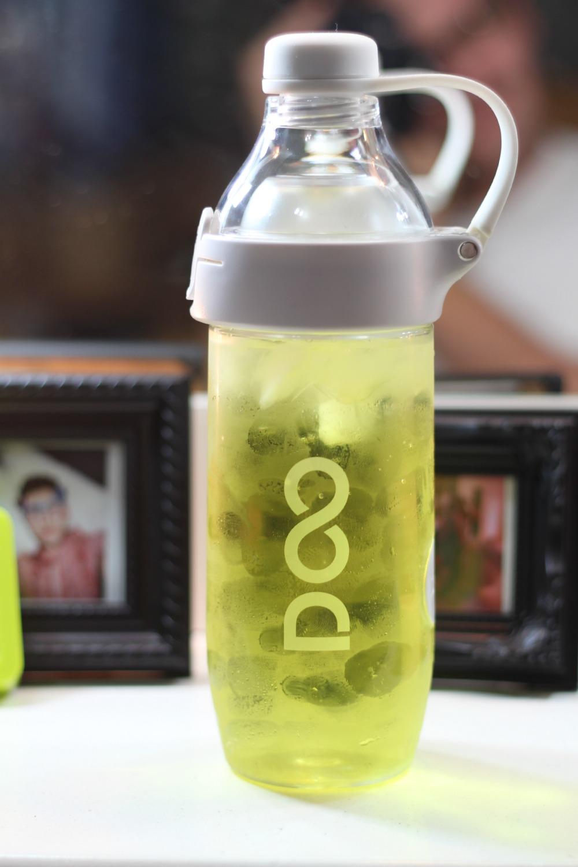 drinkfinity agua saborizada
