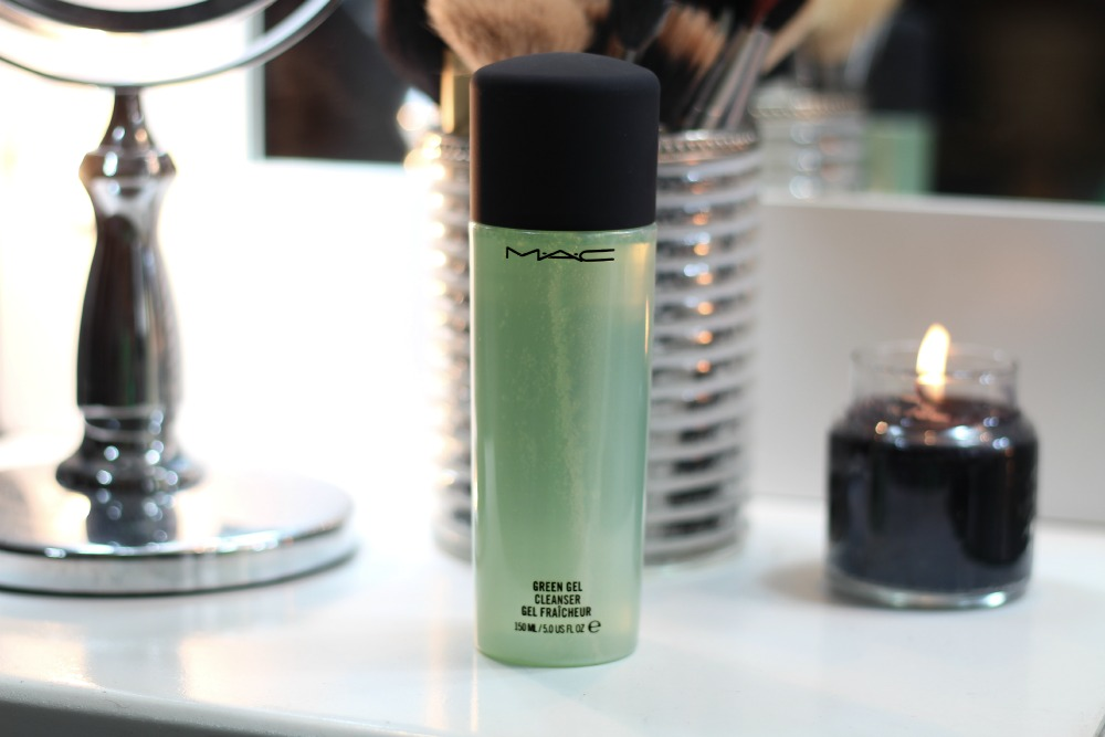 green gel cleanser MAC