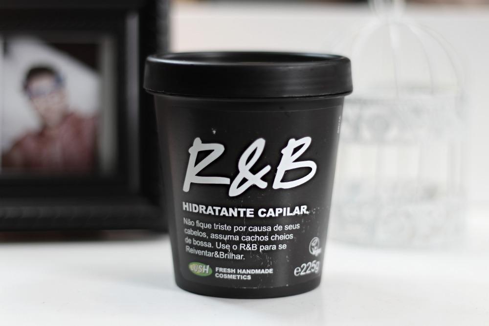 hidratante capitar R&B Lush
