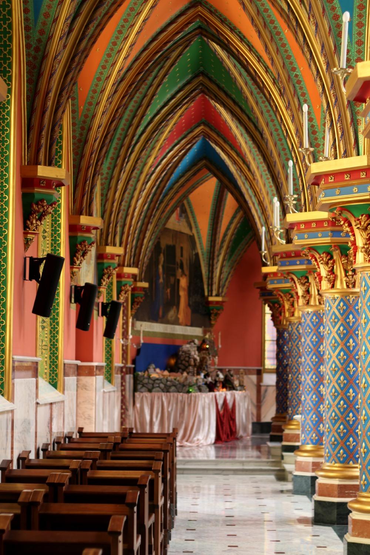 igreja estilo barroco