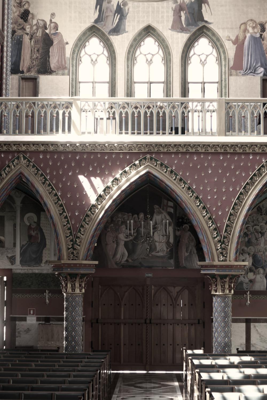 templo igreja arautos granja viana