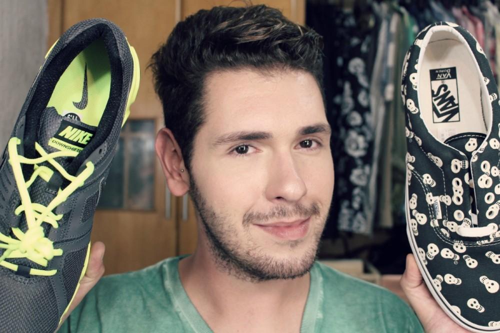 Capa sapatos