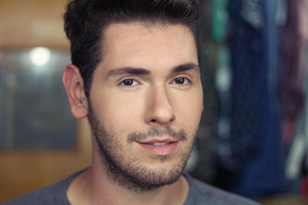 tutorial pele masculina produtos nacionais
