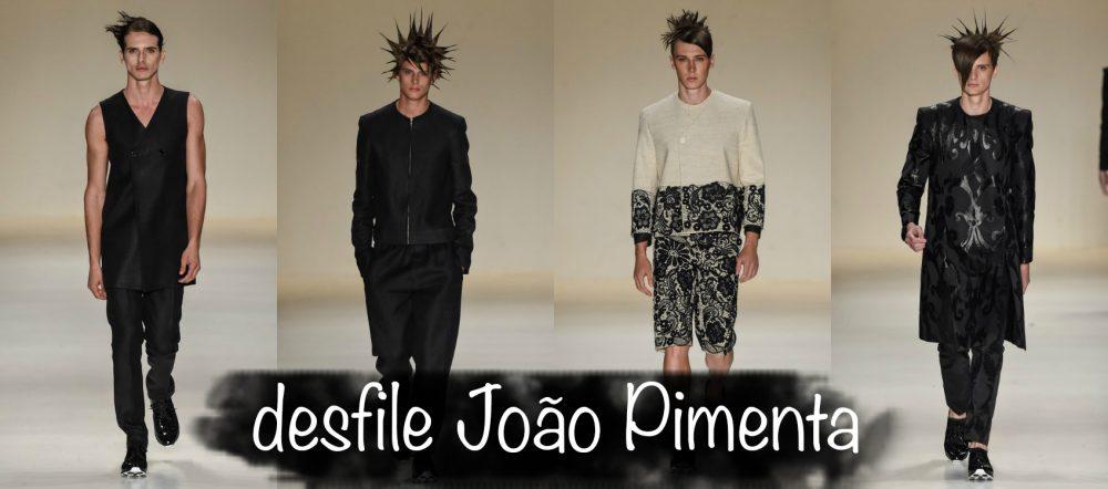 Joao Pimenta desfile spfw verao 2015 cópia