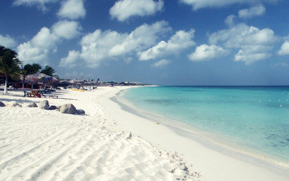 Beach-Aruba