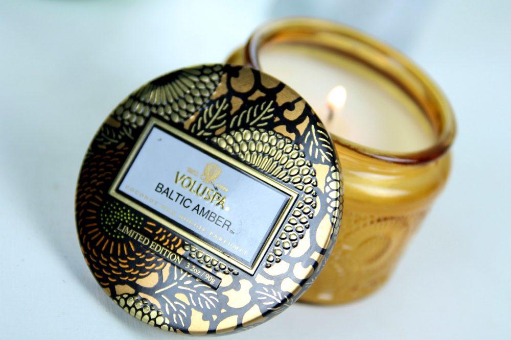 melhor vela voluspa baltic amber resenha