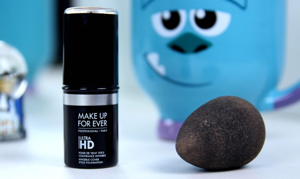 resenha base hd make up for ever stick luh estilo bifasico