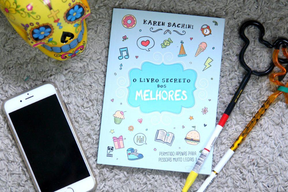 O livro secreto dos melhores karen bachini