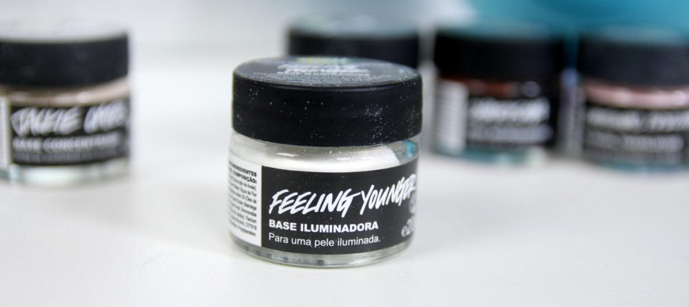 base iluminadora feeling younger lush