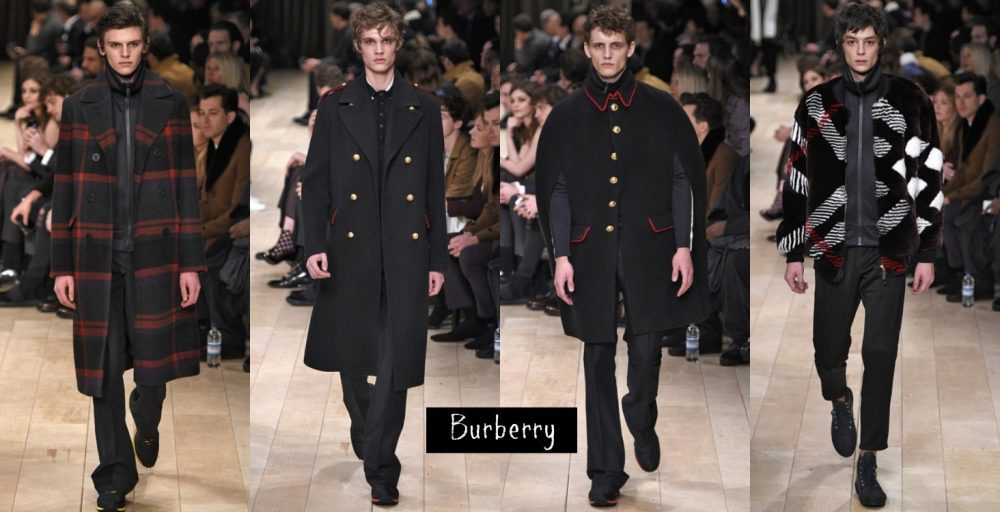 favoritos burberry london inverno 2016