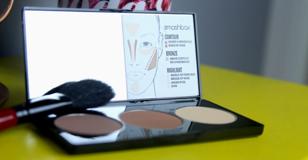 paleta contorno smashbox review