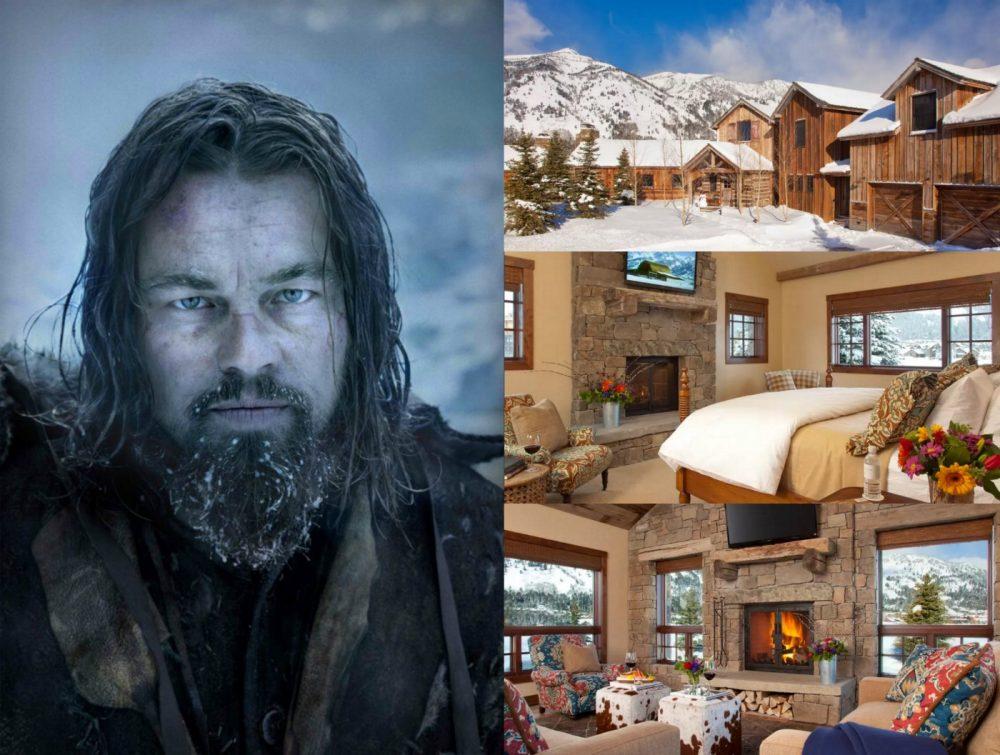 Casa O Regresso Leonardo DiCaprio