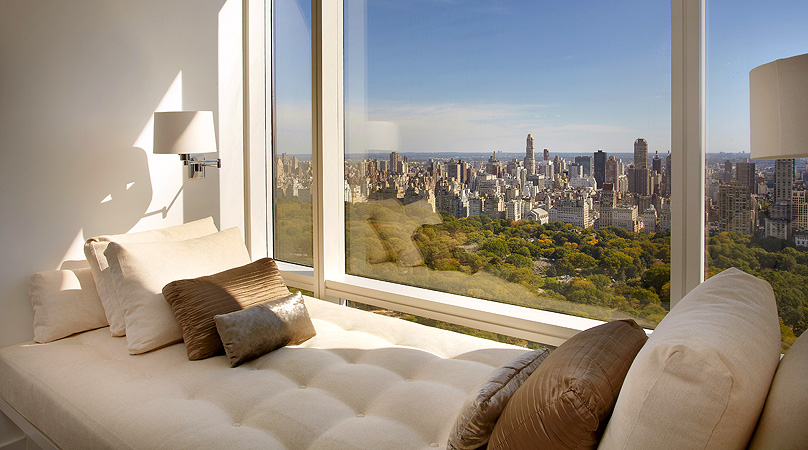 Interiors-Photographer-New-York-city-Central-Park-view