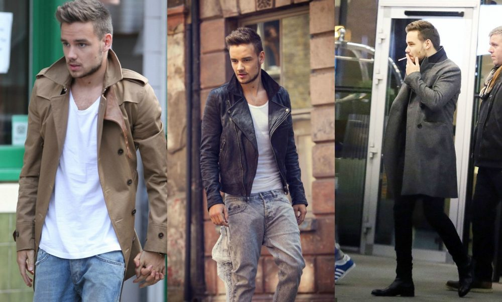 Liam Payne One Direction Estilo