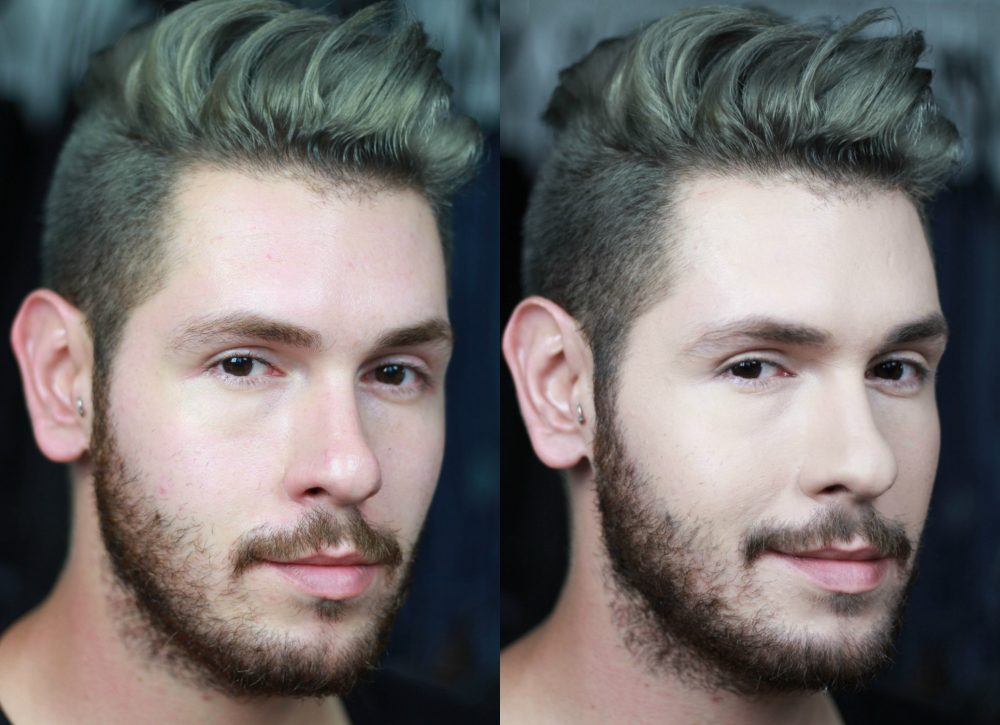 bb cream clinique na pele antes e depois