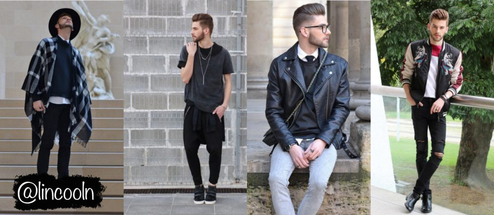 lincoln instagram moda masculina cópia