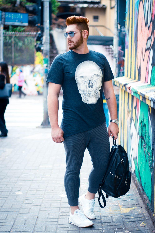look-do-dia-masculino-leggin-jogger-oversized-fila-luh-sicchierolli-14