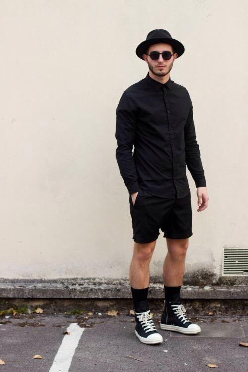 Para Inspirar u2013 Como usar meia com short no look masculino? - Estilo Bifu00e1sico